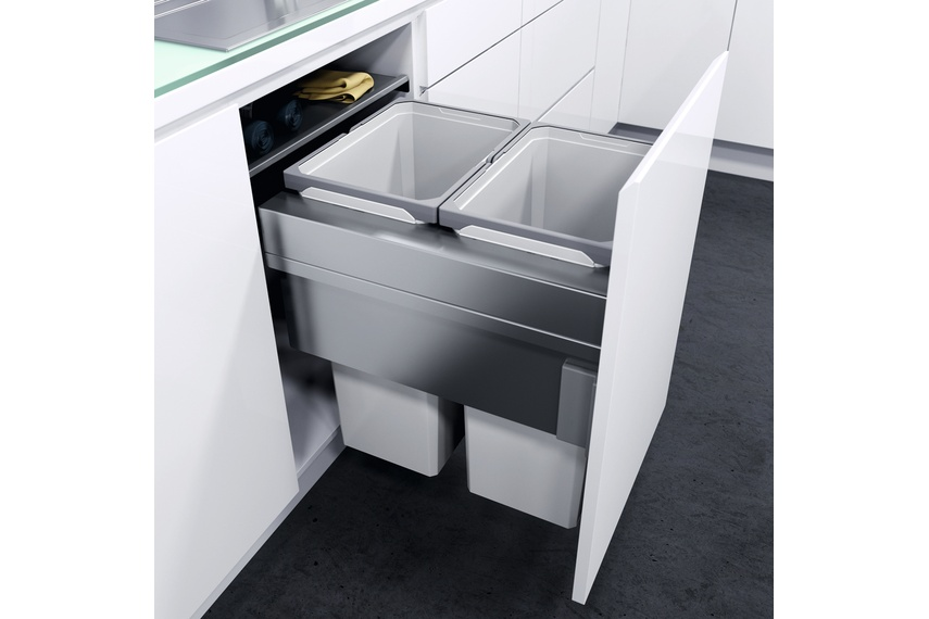 VWB004 Vauth Sagel Oeko xx liner waste bin 500mm.