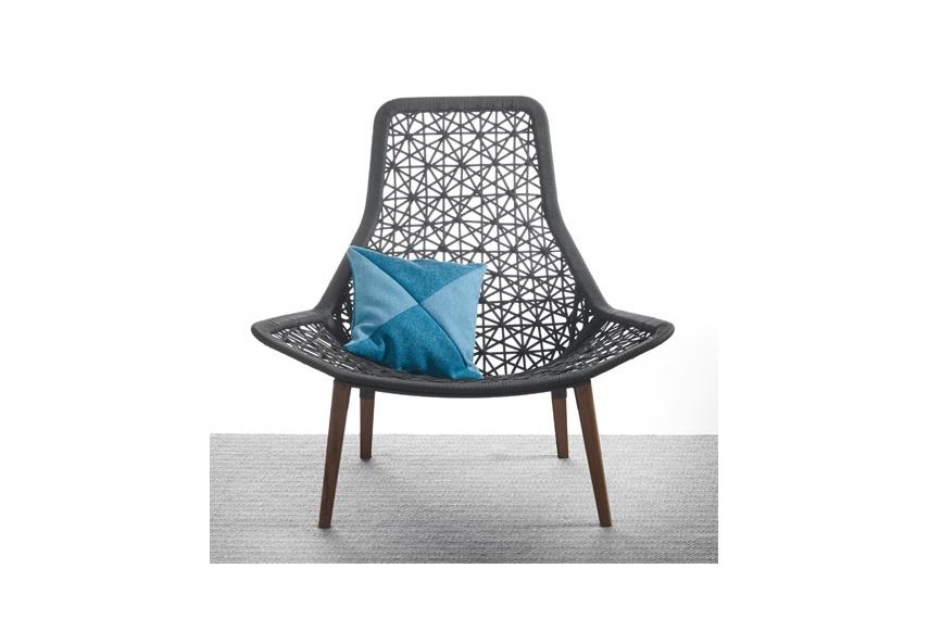Kettal maia chair by studio italia selector for Kettal maia chair