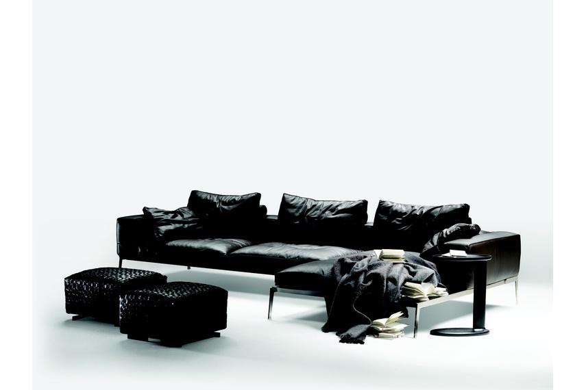 Flexform Lifesteel sofa