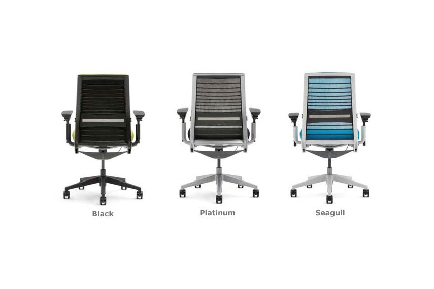 Steelcase Think frame options