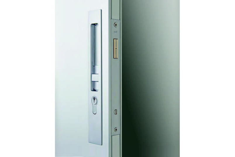 Hb 640 Sliding Door Entry Lock Set Series By Halliday Baillie