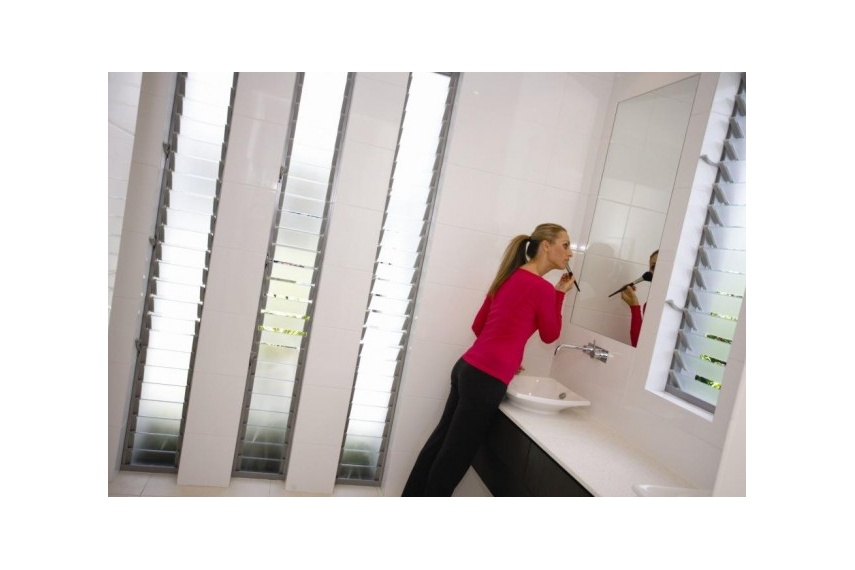Breezway Louvre Windows are ideal for residential applications.