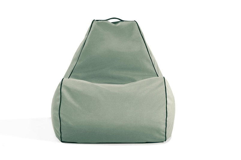 Tulum bean bag chair (outdoor/spa).