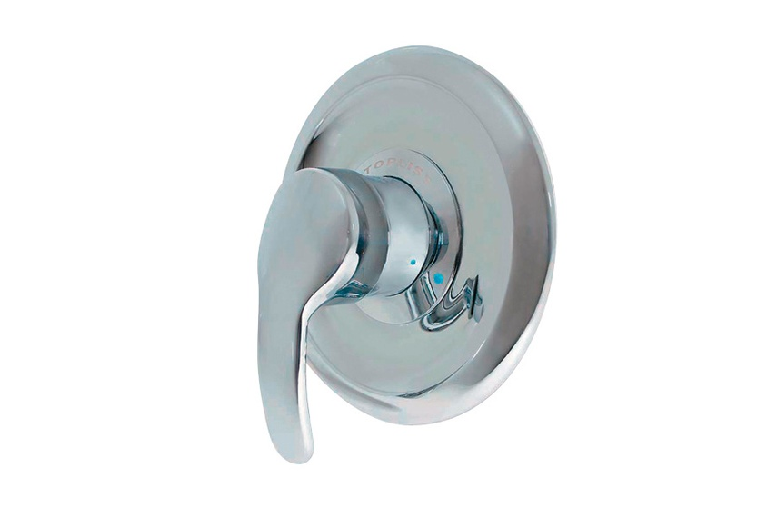 Topliss offers economical solutions for upgrading older shower installations