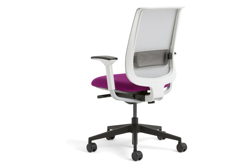 Reply chairs come in a range of colours.