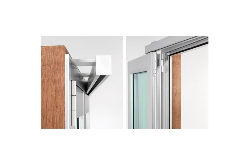 Foldback® bifold door system