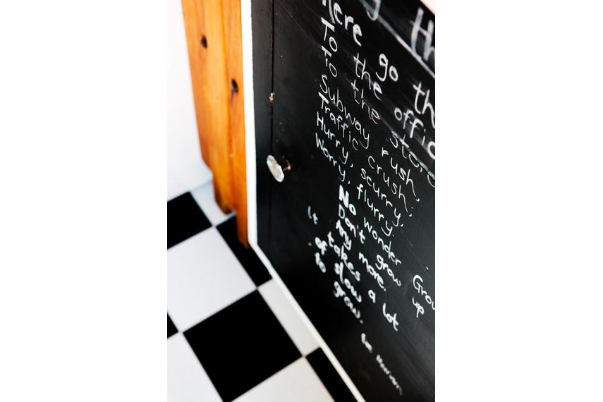 KidzColour – Blackboard