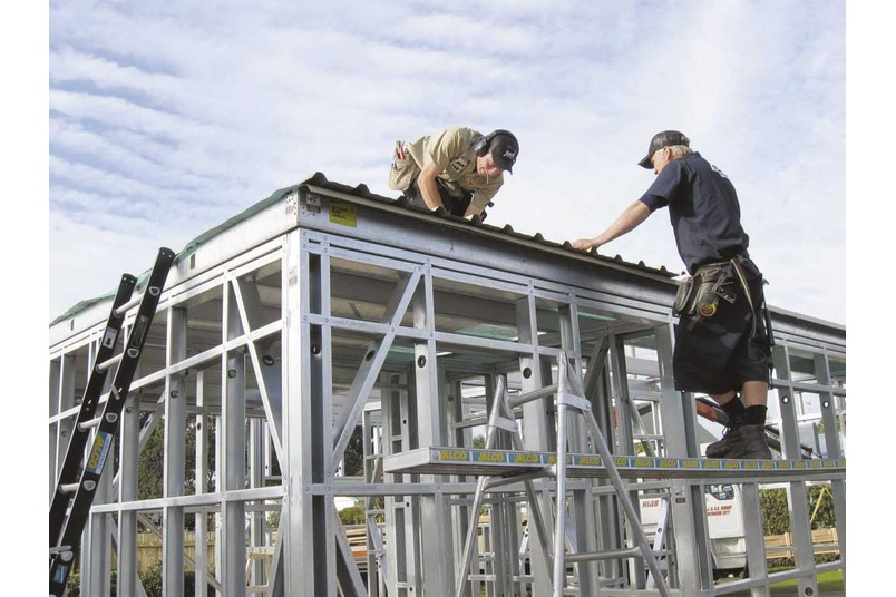 RFS steel framing