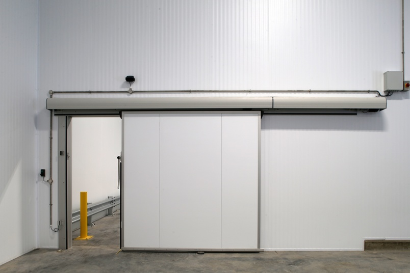 Long Clawson Dairy, UK.  Controlled environment panel systems are FIREsafe, hygienic and FIBREfree.