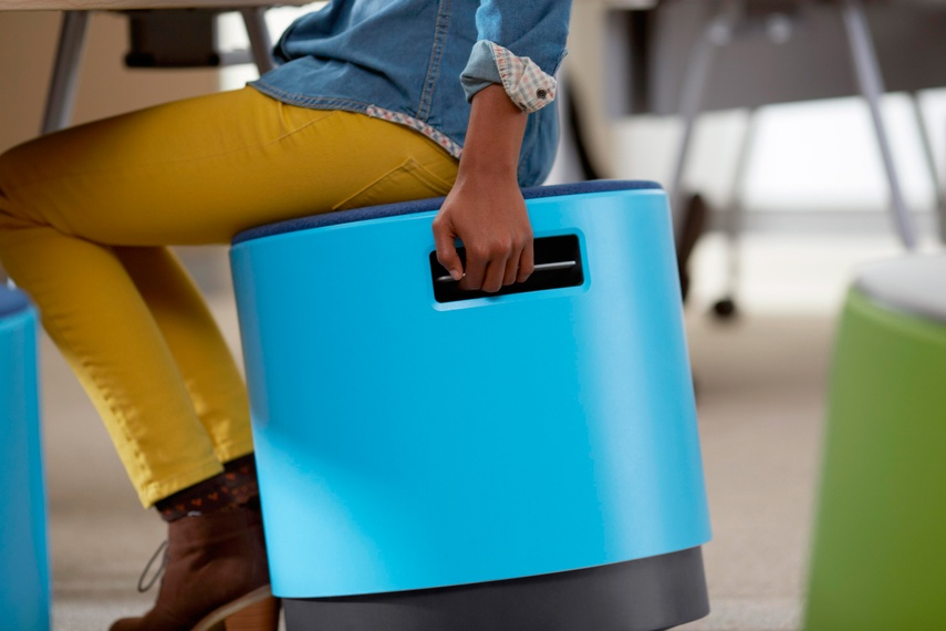The Buoy stool by Turnstone