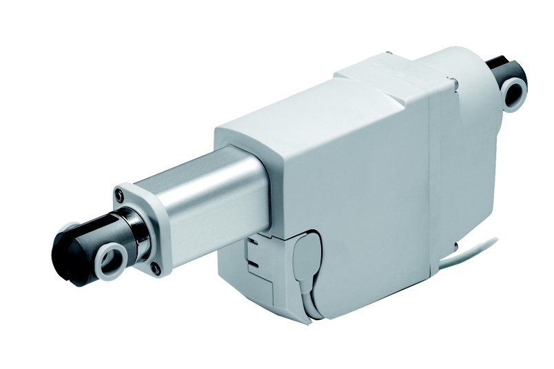 Linear actuator LA23 is also available in grey