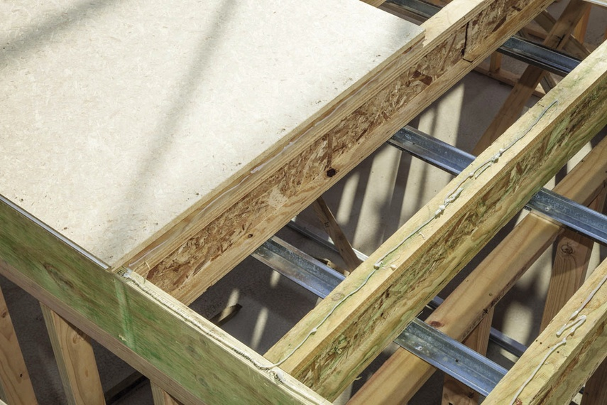 IBuilt engineered wood system