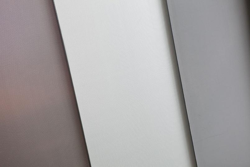 Titanium, Aluminium and Chromium mesh
